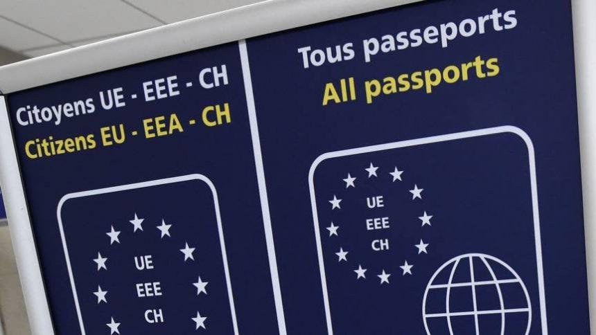 Europese 'ESTA' ?